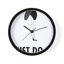 Paragliding-08-A Wall Clock