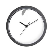 Paragliding-02-B Wall Clock