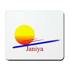 Janiya Mousepad