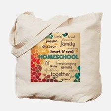 Homeschooling Tote Bag