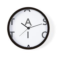 Fantastic Dad Wall Clock