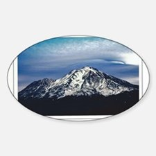 Mt. Shasta Decal