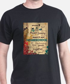Homeschool Cloud T-Shirt