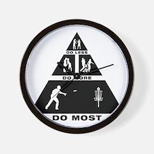 Disc-Golf-11-A Wall Clock