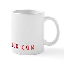 THIS TOO - BLACK Mug