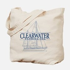 Clearwater Florida - Tote Bag