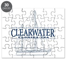 Clearwater Florida - Puzzle