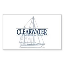 Clearwater Florida - Decal
