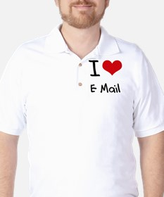 I love E-Mail T-Shirt