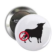 """No Bullshit - 2.25"""" Button (10 pack)"""