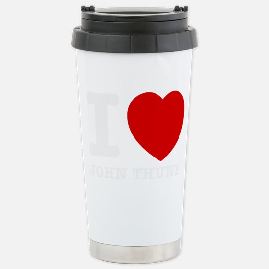 I love John Thune Stainless Steel Travel Mug