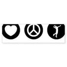 Volleyball-01-07-A Bumper Sticker