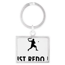 Racquetball-05-A Landscape Keychain