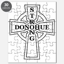 Donohue Strong Celtic Cross Puzzle