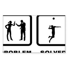 Volleyball-03-10-A Decal