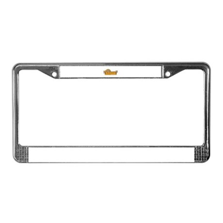 Exuma, Bahamas License Plate Frame