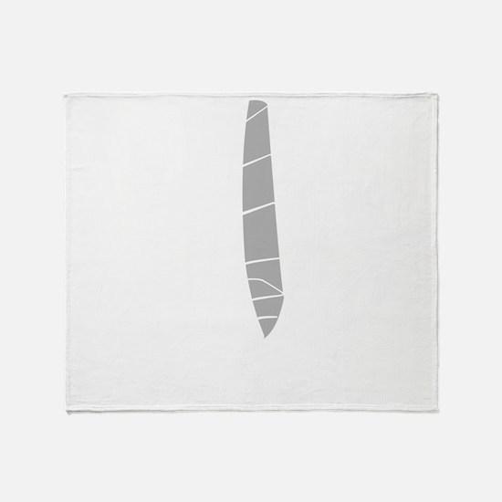 Windsurfing-03-B Throw Blanket