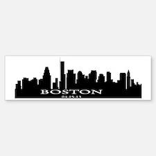 Boston 4.15.13 Bumper Bumper Sticker