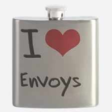I love Envoys Flask