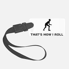 Roller-Skating-12-A Luggage Tag