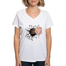 Volleyball Through a Wall Shirt