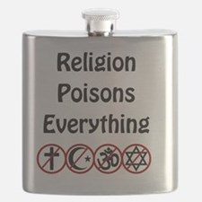 relligion poisons everything Flask