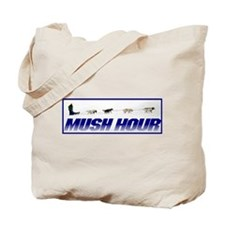 mush hour Tote Bag