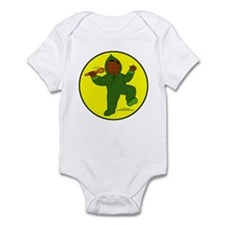 Infant Bodysuit skin tone A