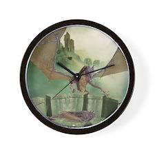 dl_napkins_825_H_F Wall Clock