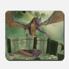 dl_Rectangular Canvas Pillow Mousepad