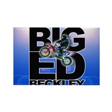 Big Ed Beckley mousepad Rectangle Magnet