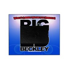 Big Ed Beckley mousepad Picture Frame