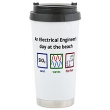 An Electrical Engineer' Stainless Steel Travel Mug