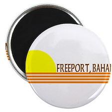 Freeport, Bahamas Magnet