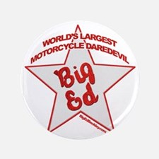"Big Ed Beckley star logo 3.5"" Button"