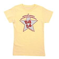 Big Ed Beckley star logo Girl's Tee