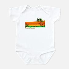 Freeport, Bahamas Infant Bodysuit