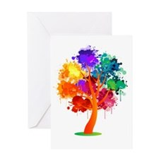 Different Not Less Greeting Card