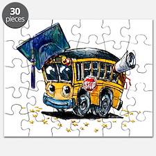 Graduation School Bus Puzzle