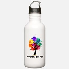Different Not Less Water Bottle