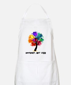 Different Not Less Apron