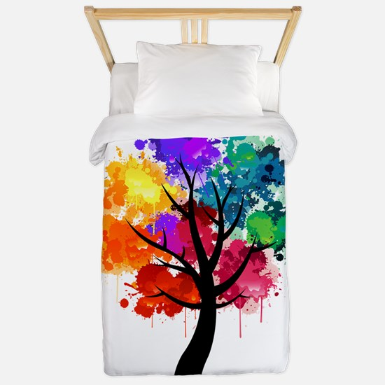 Different Not Less Twin Duvet