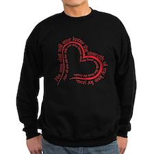 The Strength of My Love Sweatshirt