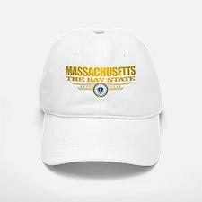 Massachusetts Pride Baseball Baseball Cap