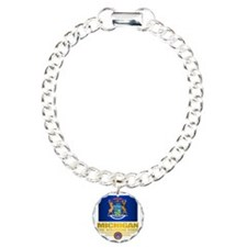 Michigan Pride Bracelet