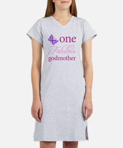 One Fabulous Godmother Women's Nightshirt