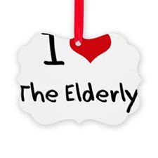 I love The Elderly Ornament