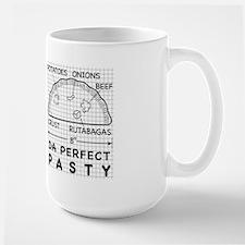 Da Perfect Pasty No Carrots Mug