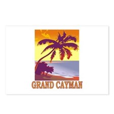 Grand Cayman Postcards (Package of 8)