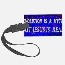 Evolution Myth License Plate Luggage Tag
